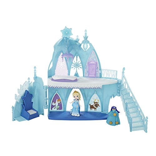 Kingdom Elsa 's Frozen Castle (Disney Infinity-girls)