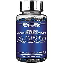 Scitec 0728633103393, Complejo de Aminoácidos de Arginina Alfa-Cetoglutarato, 92.6 gr