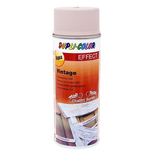 Dupli-Color 466106 Vintage Effect Spray für Angesagten Shabby Chic Style, Kalahari (Rose)