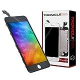 Tronicle iPhone 6s Schwarz Vormontiert Ersatzdisplay Komplettset Montagewerkzeug LCD Ersatz Touchscreen Glas Reparatur