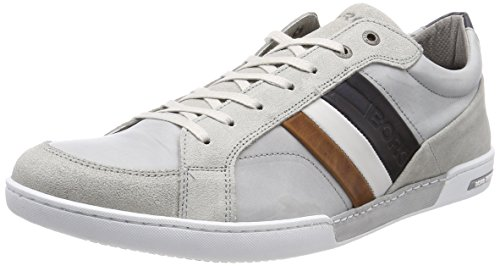 BJORN Borg Hyde RTO M, Zapatillas para Hombre, Multicolor (Light Grey-Navy 0273), 44 EU Björn Borg
