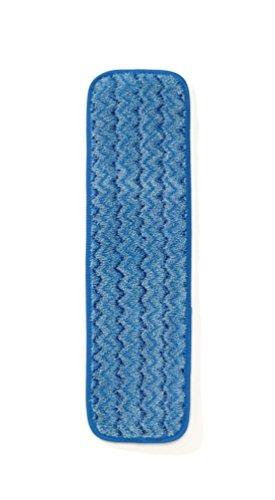 Rubbermaid Commercial Products R050650 Hygen Spugna in Microfibra per  Pavimenti, Confezione da 10, 40 cm