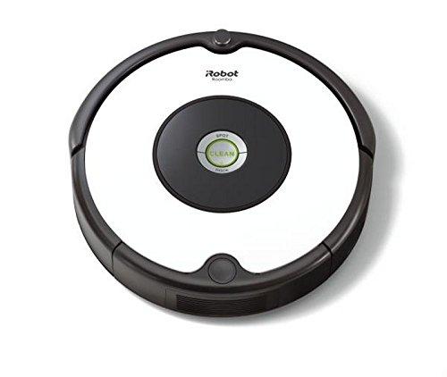 iRobot Roomba 605 - Robot aspirador, potente sistema de limpieza, aspira alfombras...