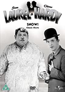 Laurel & Hardy Volume 10 - Snow!/Classic Shorts [DVD]