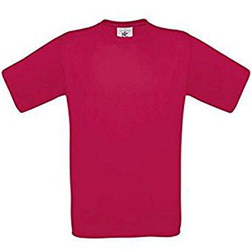 B&C Collection Herren Modern T-Shirt Sorbet