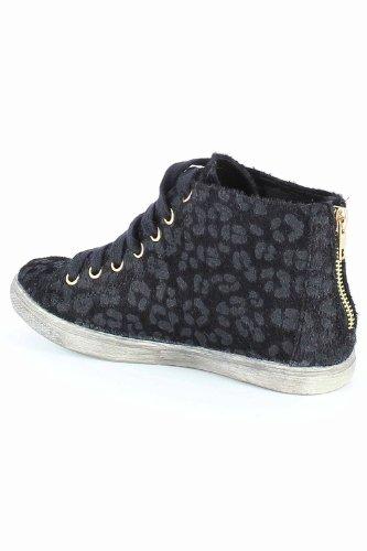 Go Tendance ,  Sneaker donna Nero (nero)