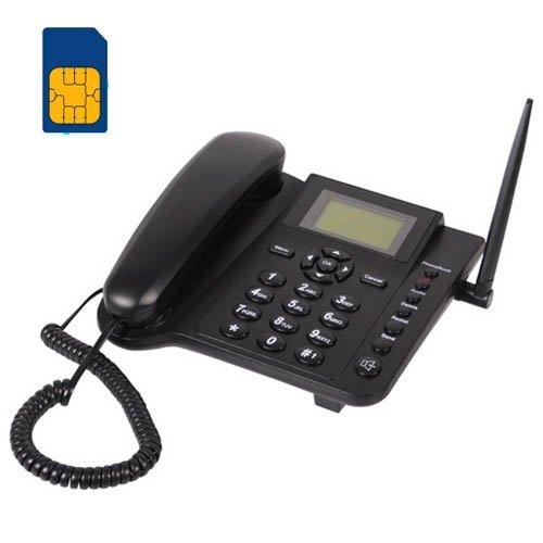 BW Wireless Quadband GSM - Teléfono fijo analógico