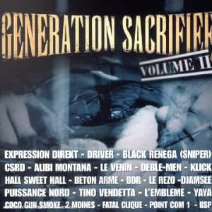 Generation sacrifice Vol. 2