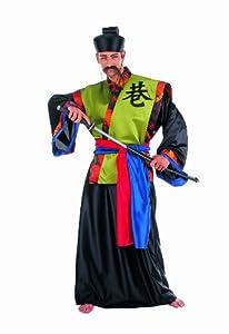 Limit Sport - Disfraz de samurái dorado, para adultos, talla XL (MA215)