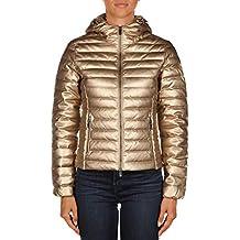 quality design 62598 d431d Amazon.it: Piumino Giacca Donna - Oro