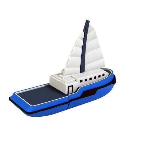 Nave barca a vela, barca, da 8 gb, memoria memory stick-pendrive dati