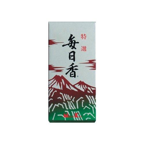 Nippon Kodo 123Mainichiko Montañas Incienso marrón 16x 8x 3,5cm