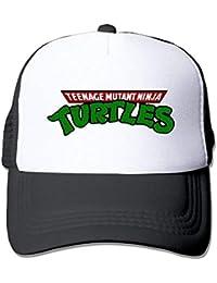 Teenage Mutant Ninja Turtles Funny Trucker Hat with Mesh One Size Caps Black