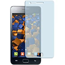 mumbi Panzerfolie Samsung Galaxy S2 Glasfolie Hartglas 9H