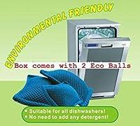 ECOBAG DETERGENT FREE DISH WASHING BALL BAG (GD-1258-13)
