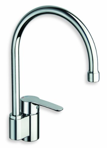 Cristina kn52551 Traditional Kitchen Mixer High Spout New Day