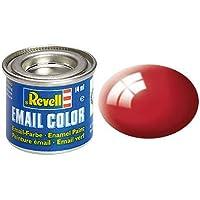 Peinture Rouge Italien Brillant - Revell 32134