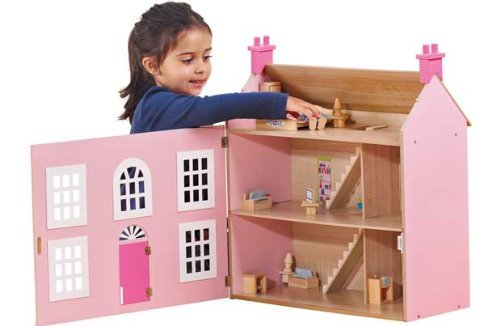 chad-valley-wooden-3-storey-dolls-house-pink-by-chad-valley