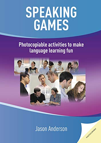 Speaking Games: Photocopiable activities to make language learning fun. Book with photocopiable activites (Delta Photocopiables)