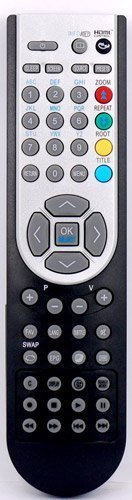 rc1900 Remote Control for isis * matsui * Wharfedale * Ferguson * Acoustic Solutions * Alba * Next * Luxor * Jmb * Finlux * Sanyo * Hitachi * Grundig * Celcus * Digihome * Techwood * TV`S