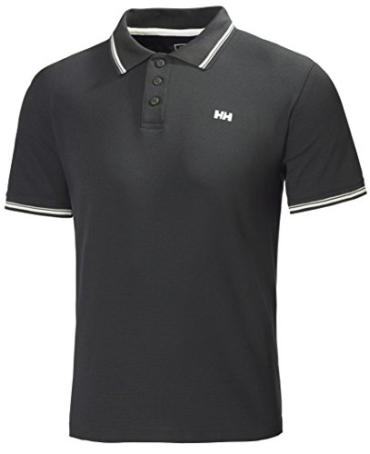 helly-hansen-kos-polo-manches-courtes-homme-ebony-m
