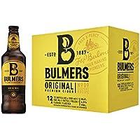 Bulmers Cider - Caja de 12 Botellas x 500 ml - Total: 6 L