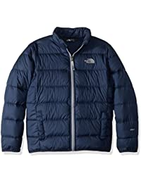 The North Face Kids TNF Chaqueta Andes, Niños, Cosmic Blue/Mid Grey, XS
