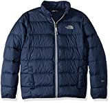 The North Face, B Andes Jkt, Giacca Termica, Bambino, Blu (Cosmic Blue/Mid Grey), M
