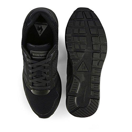 Le Coq Sportif Chaussures Omega X 2.0 Reflective Black Noir