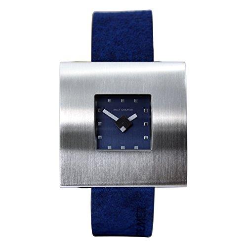 Rolf Cremer Damen-Armbanduhr Plato Analog Quarz 501207