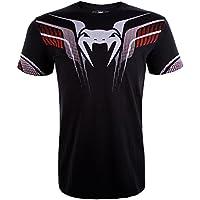 Venum Elite 2.0 Camiseta, Hombre, Negro, L