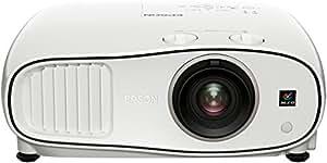 Epson EH-TW6700W Projektor (Full HD, 3000 Lumen, 70.000:1 Kontrast, 3D, 1,6x fach Zoom)