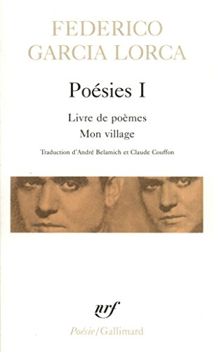 Livre de poèmes / Mon village / Impressions et paysages par Federico García Lorca