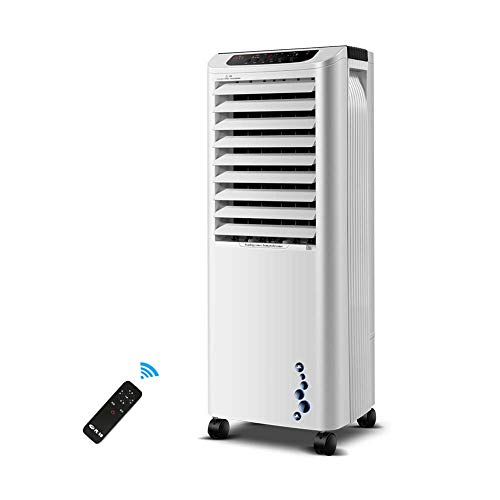 NZ-FAN-YINGYU Fans Single Cold Air Conditioning Remote Control Silent Air Cooler Water Cooled Small Air Conditioning 200W