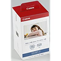 Canon KP-108IN Carta fotografica (108 fogli 10x15
