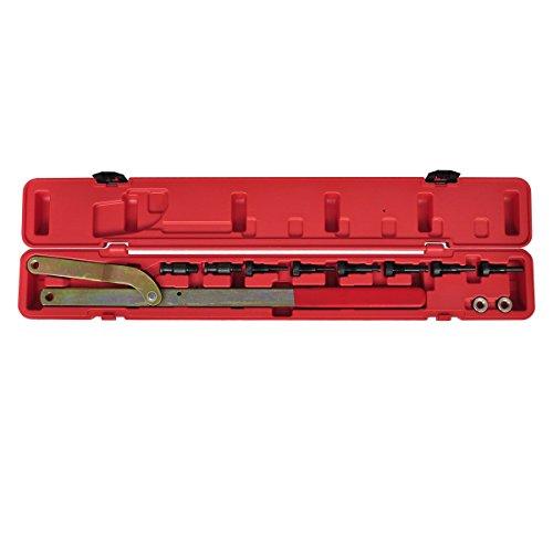 vidaXL Gegenhalter Werkzeug Gegenhalteschlüssel Fahrzeug Nockenwellenrad Satz