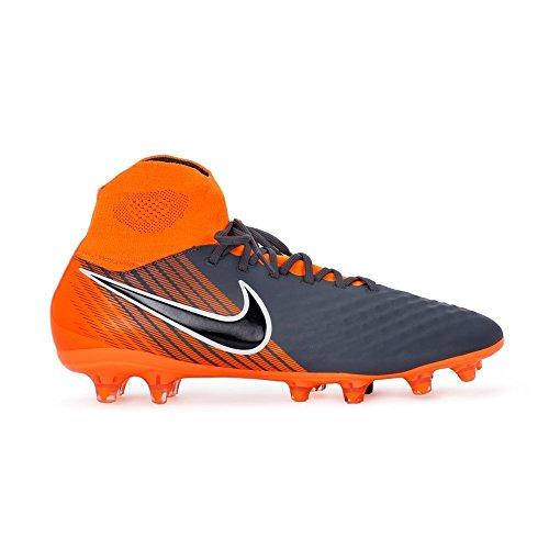Nike Magista Obra 2 Pro DF FG AH7308 080, Botas de fútbol Unisex Adulto, Multicolor Indigo 001, 42...
