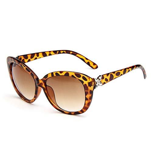 Yuanz Oval Frame Sonnenbrillen Womens Designer Eye Wear Frame Damen Sonnenbrille Uv400 Female Sonnenbrillen,5