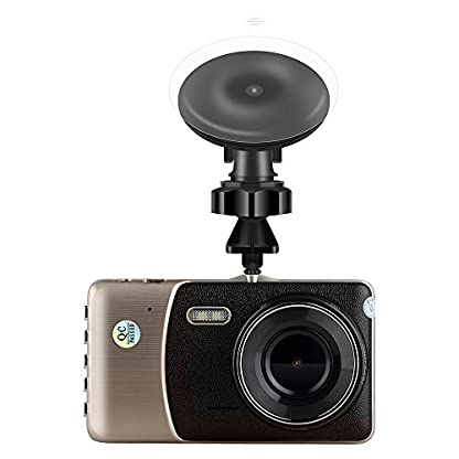 Wetoph-Lavuky-Mini-Dash-Cam-DR02-FHD-Auto-Kamera-3-LCD-170-Grad-Video-Recorder-G-SensorBewegungserkennungLoop-AufnahmeNachtsicht