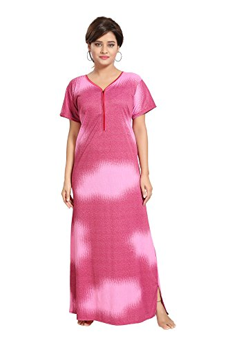 Tucute Beautiful Print Nighty   Night gown   Nightwear   Nightdress with  14