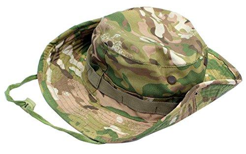 fc3400cf6b6 JITTY Camouflage Military Boonie Hat Wide Brim Summer Sun Hat Hunting Hat  Bucket Hat Men
