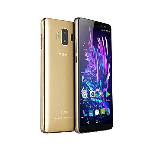 "M-HORSE Pure 1 5.7"" 18:9 ROM 32GB RAM 3GB 4380mAh Android 7.0 4G Smartphone"