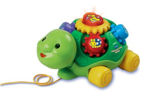 VTech Baby Pull und Play Schildkröte