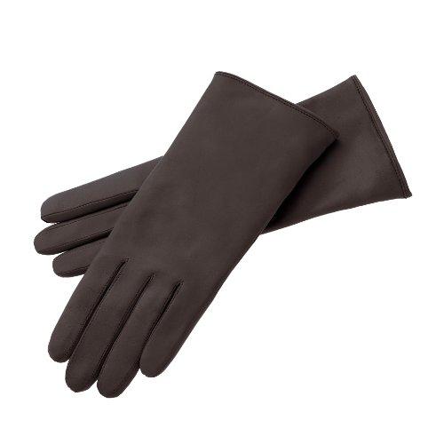 Roeckl Damen Handschuh Classic Cashblend 13011-312, Braun (790), 7 (Herstellergröße: 7)
