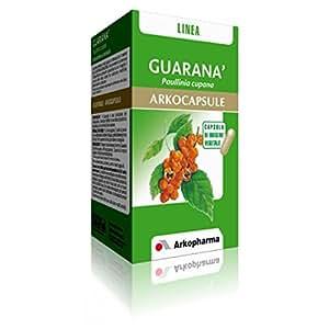 Arkofarm 8985 Arkocapsule Guarana, 45 Capsule