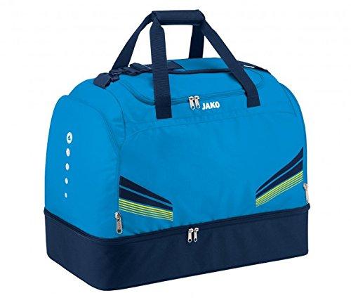 JAKO Sporttasche Pro - mit Schuhfach JAKO blau/marine/citro