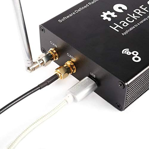 Radio-Entwicklungsplatine, HackRF Eine 1MHz-6GHz SDR-Plattform-Software Definierte Funkentwicklungsplatine