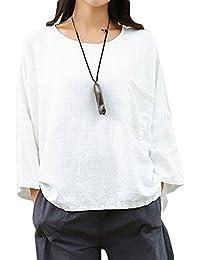 Amazon.it: camicia lino 4121316031: Abbigliamento
