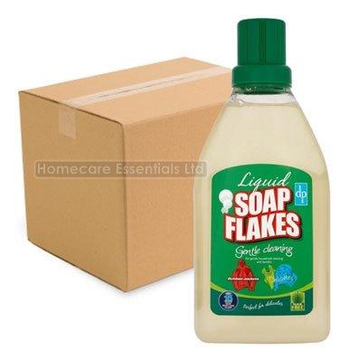 Case of 6 x Dri-Pak Liquid Soap Flakes 750ml