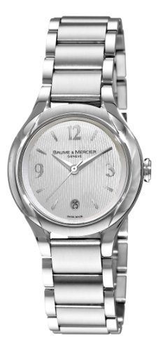 Baume & Mercier Women'S 8767 Ilea Swiss Quartz Watch